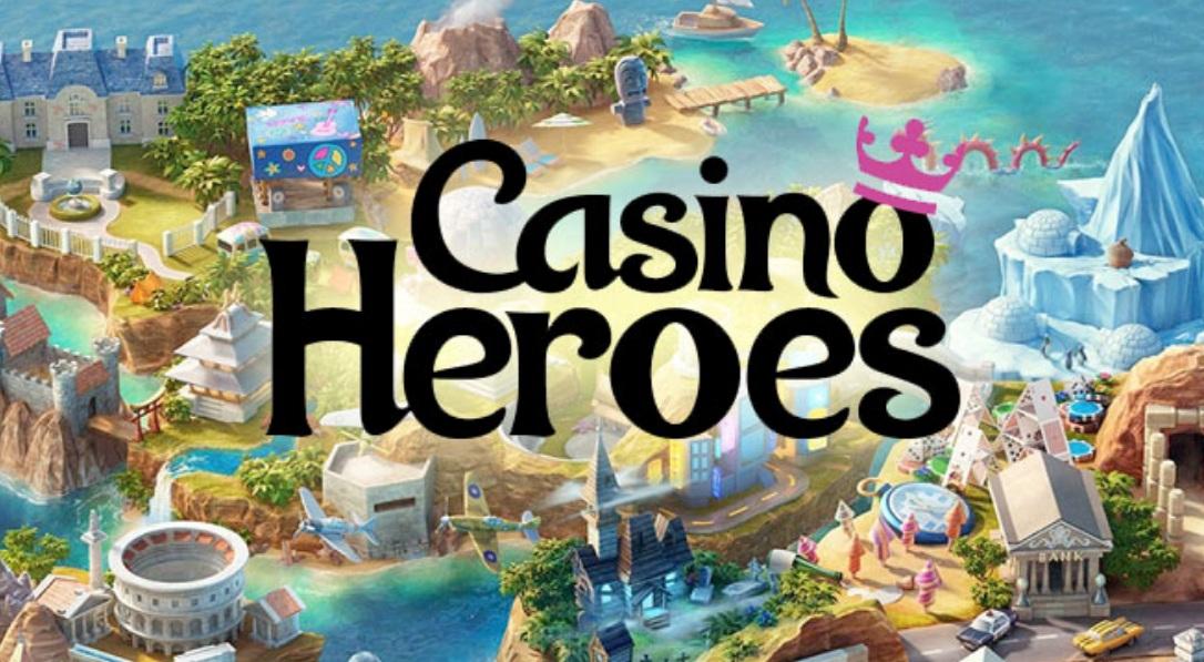CASINO HEROES ARVOSTELU